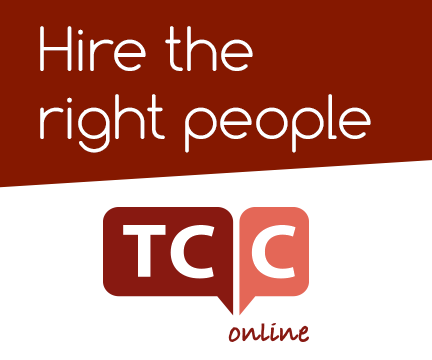 TCC online - hire the right